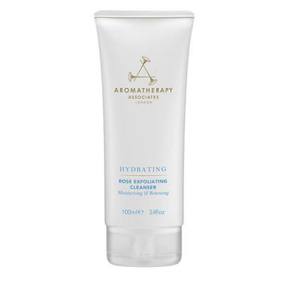 Aromatherapy Associates Hydrating Rose Exfoliating Cleanser (100 ml)
