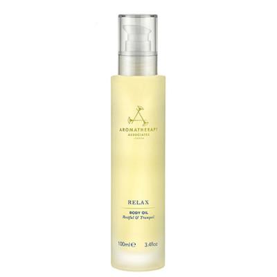 Aromatherapy Associates Relax Body Oil (100 ml)