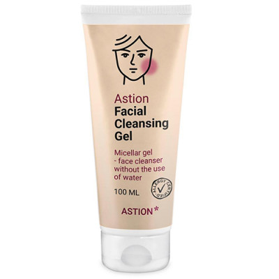 Astion Face Cleansing Gel