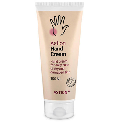 Astion Hand Cream, Dry And Damaged Skin
