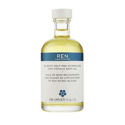 REN Atlantic Kelp And Microalgae Anti-Fatigue Bath Oil (110 ml)