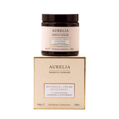 Aurelia Botanical Cream Deodorant (110 g)