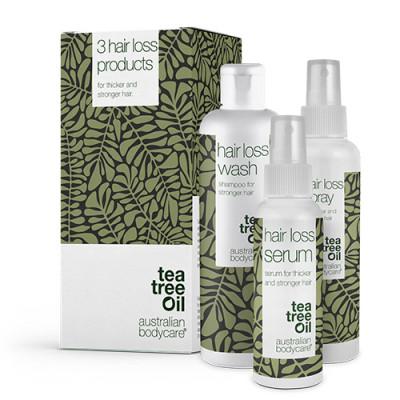 Australian Bodycare 3 Hair Loss products (3 stk)