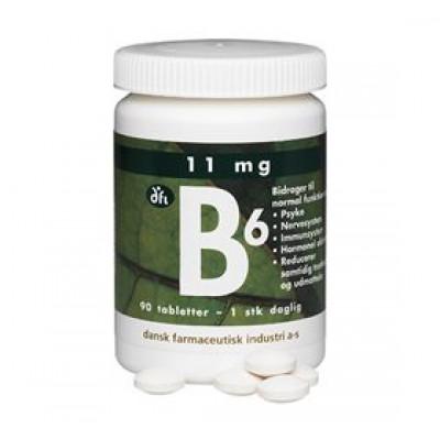 B6 tablet 11 mg 90 tab.