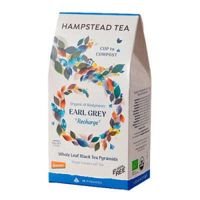 Hampstead Tea Earl Grey Te Ø