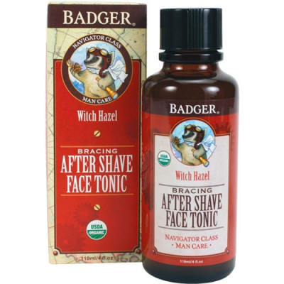 Badgers After Shave Face Tonic (118 ml)