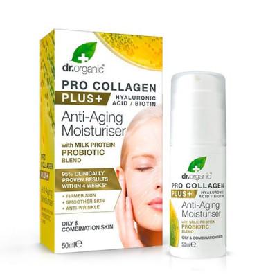 Pro Collagen milk protein probiotic blend anti-aging moisturiser (50 ml)