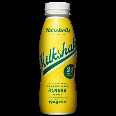 Barebells Milkshake Banan