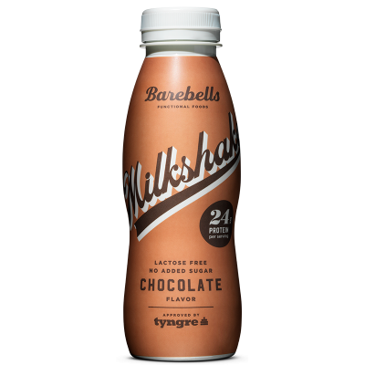 Barebells Milkshake Chokolade