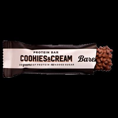 Barebells Protein Bar Cookies Cream