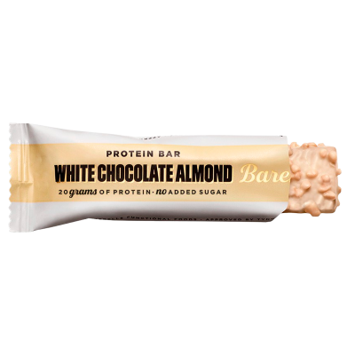 Barebells Protein Bar Hvid Chokolade Mandler
