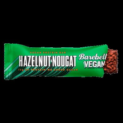 Barebells Vegansk Protein Bar Hasselnødder Nougat
