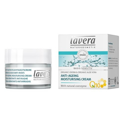 Q10 Fugtighedscreme m. jojoba/aloe vera 50 ml.