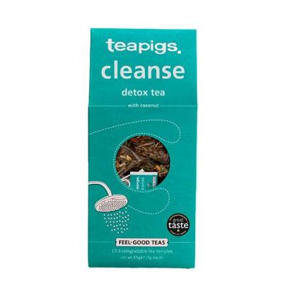 Teapigs Te Cleanse Ø (15 br)