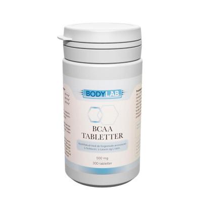 Bodylab BCAA Tabletter (300 stk)