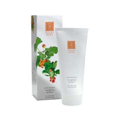 Raunsborg Nordic Shampoo til alle hårtyper (200 ml)