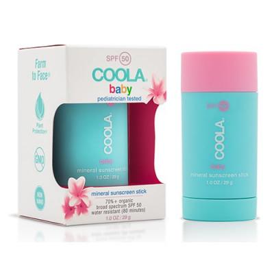 Coola - Mineral Baby stick SPF50 (29 g)
