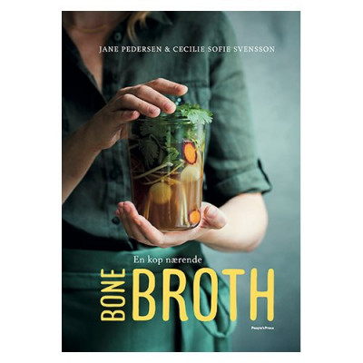 En kop nærende BONE BROTH af Jane Pedersen & Cecilie Sofie Svensson (1 stk)