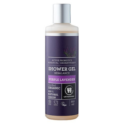 Showergel Purple Lavender Urtekram (250 ml)
