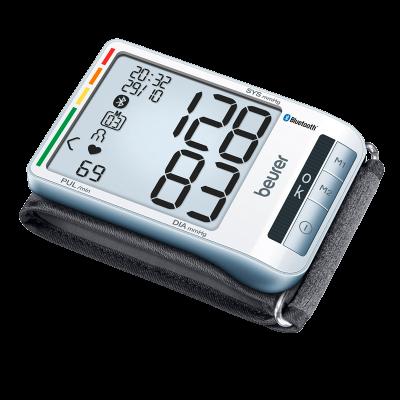 Beurer Blodtryks- Og Pulsmåler Til Håndled BC 85