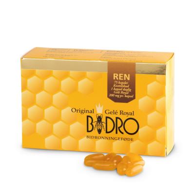 Bidro Ren Original Gelé Royal (75 kapsler)