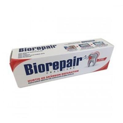 BioRepair Dental Sensitive Tandpasta - den røde (75 ml)