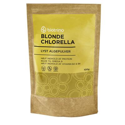 Biotrino Blonde Chlorella - Blondt Algepulver (250 g)