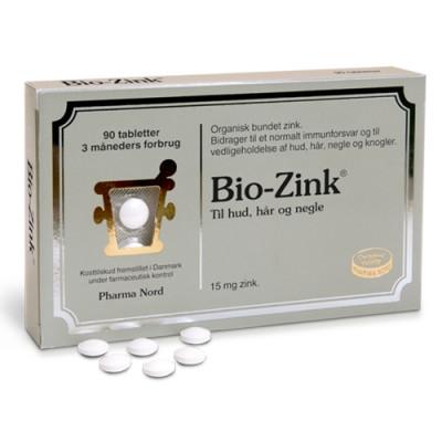Bio-Zink (90 tabletter)