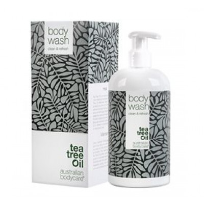 Tea tree oil body wash ABC 500 ml.