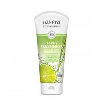 Lavera Lime Sensation Showergel Jernurt og Lime (200 ml)