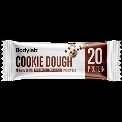 Bodylab Minimum Deluxe Proteinbar Chocolate Chip Cookie Dough (12 stk)