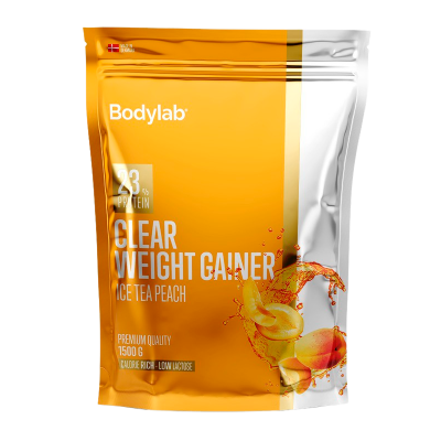 Bodylab Clear Weight Gainer Ice Tea Peach (1500 g)