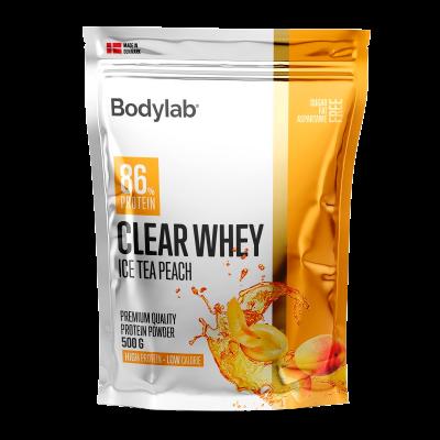 Bodylab Clear Whey Ice Tea Peach (500 g)
