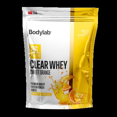Bodylab Clear Whey Sweet Orange (500 g)