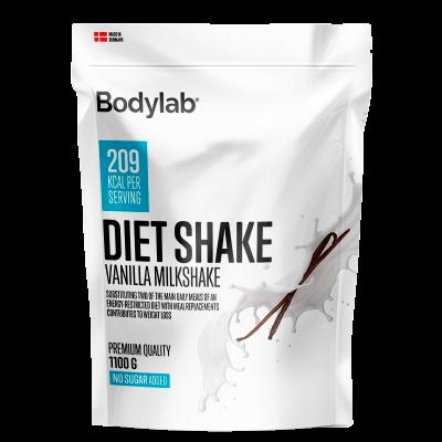 Bodylab Diet Shake Vanilla Milkshake (1100 g)