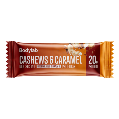 Bodylab Protein Bar Cashews & Caramel (55 g)