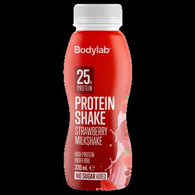 Bodylab Protein Shake Strawberry (330 ml)