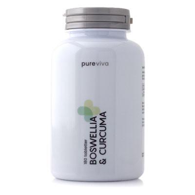Pureviva Boswellia & Curcuma (180 tab)