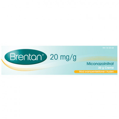 Brentan Creme 20 mg (30 g)