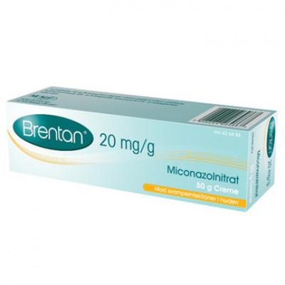 Køb Brentan Creme (50 g) | Kun 99 kr | GRATIS FRAGT