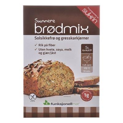 Brødmix, glutenfri Lowcarb-brød (275 gr)