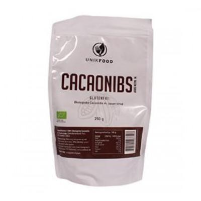 Cacaonibs m. yacon sirup Ø