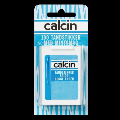 Calcin Tandstikker (100 stk)