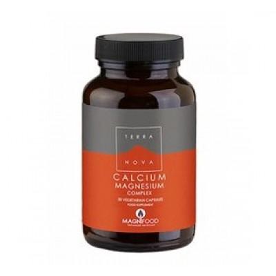 Terranova Calcium Magnesium 2:1 (50 kaps)