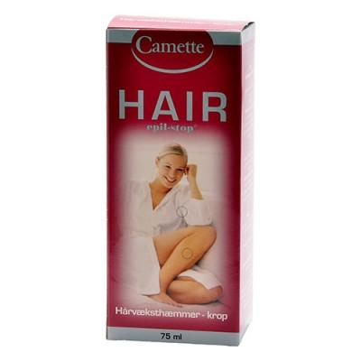 Camette Hair Epil-Stop - Hårvæksthæmmer Krop (75 ml)