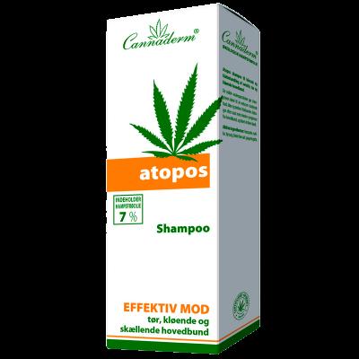 Cannaderm Atopos Shampoo