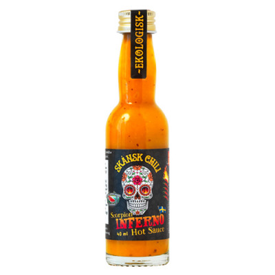 Chilisovs Scorpion Inferno Ø Hot Sauce