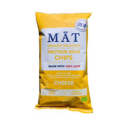 MÄT Organic Chips Cheese 85 g