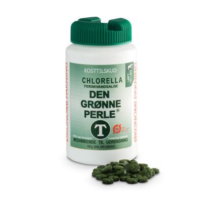 Chlorella (Den Grønne Perle) (640 Tab)