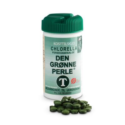Chlorella Den Grønne Perle 360 Tab